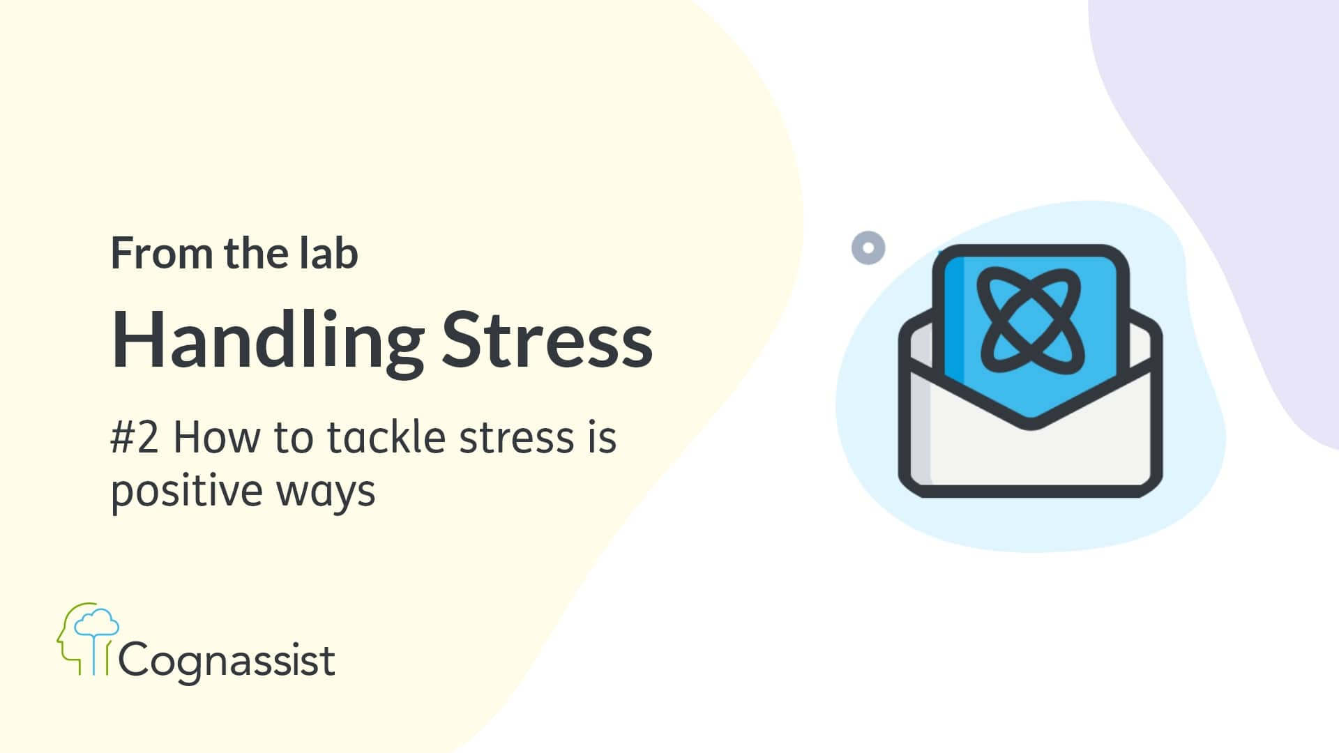 How to tackle stress in positive ways blog post