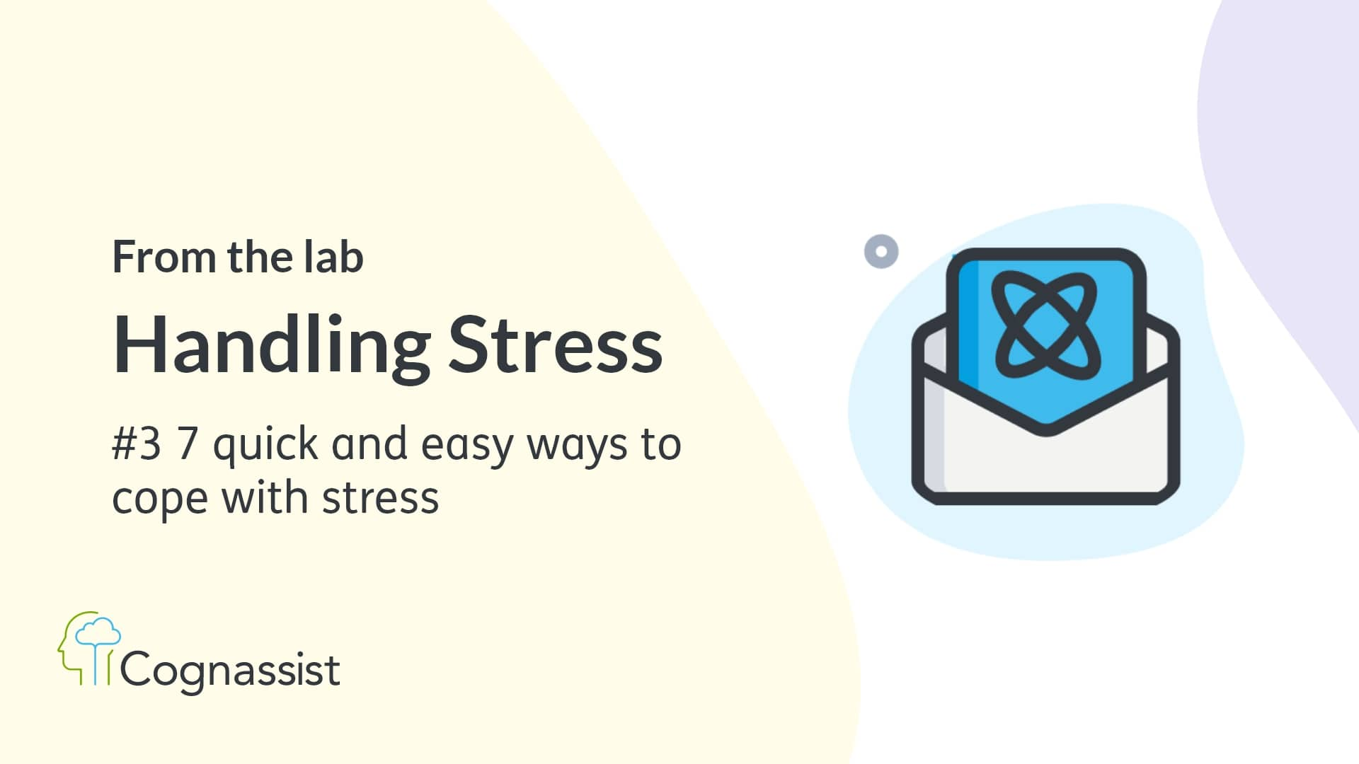 quick and easy ways to cope with stress blog