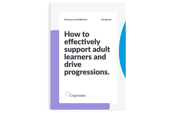 How to support adult learners handbook