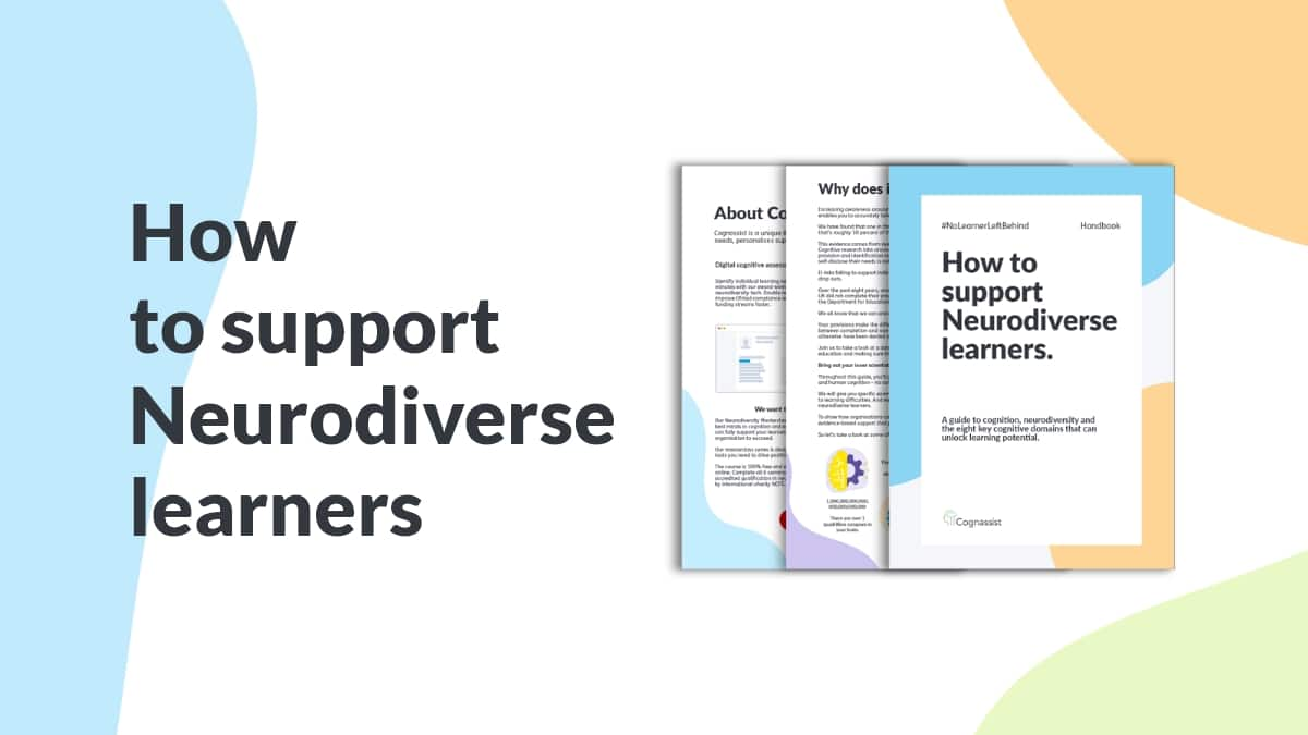 How to support neurodiverse learners