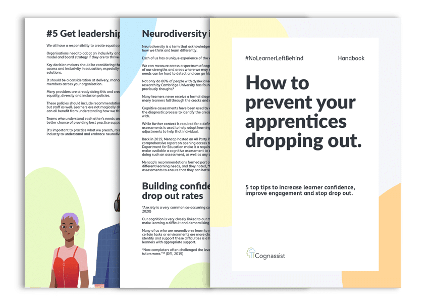 Image: How prevent your apprentices dropping out - cover